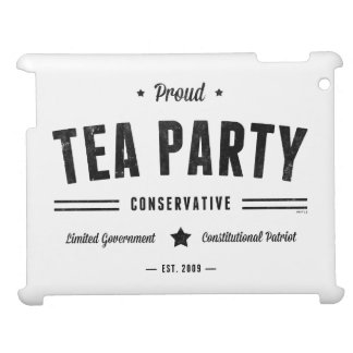 Tea Party Conservative Cover For The iPad