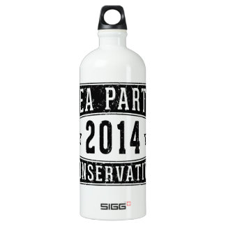 Tea Party Conservative Water Bottle