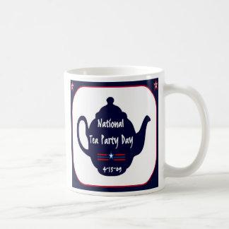 Tea Party Day 2009 Souvenir Mug
