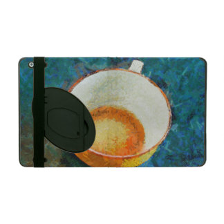 Tea party done iPad cover