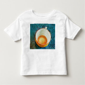 Tea party done toddler t-shirt