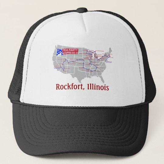 Tea Party Express III Trucker Hat