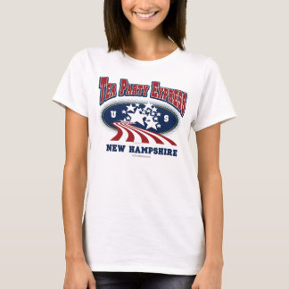 Tea Party Express - New Hampshire T-Shirt
