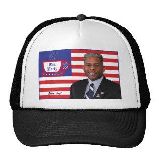 Tea Party Favorite Allen West Trucker Hat
