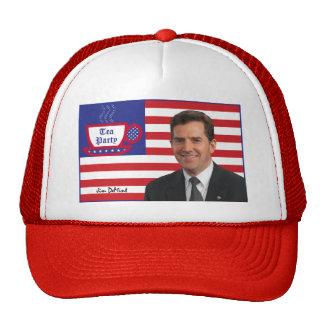 Tea Party Favorite Jim DeMint Trucker Hat