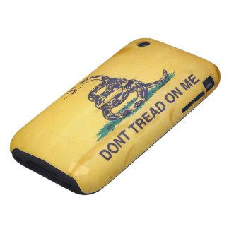 Tea Party Flag iPhone 3G/3GS Case
