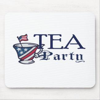 Tea Party Flag Political Protest Mouse Pad