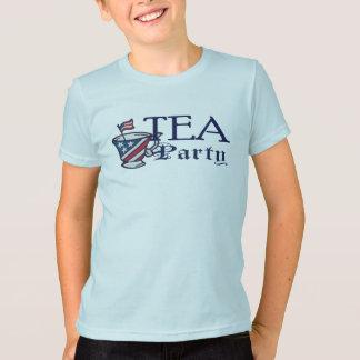 Tea Party Flag Political T-Shirt