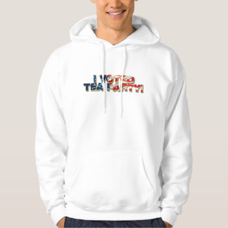 tea-party hoodie