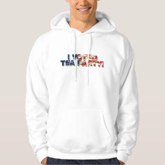 tea-party hoodie