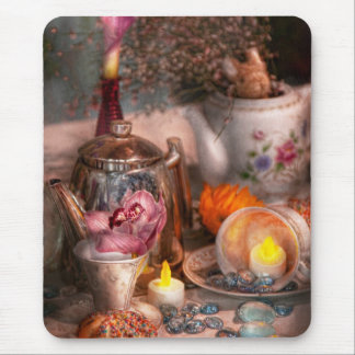Tea Party - I would love to have some tea Mouse Pad