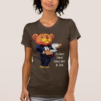 Tea Party Invite - Shirt
