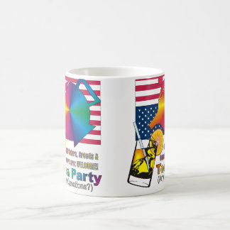 Tea Party is for ALL Americans! Coffee Mug
