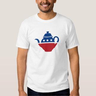 Tea Party Logo Shirt
