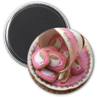 Tea Party! Magnet