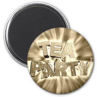 Tea Party Magnet