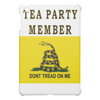 TEA PARTY MEMBER iPad MINI COVERS