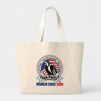 Tea Party - Member Since 2009 Bag
