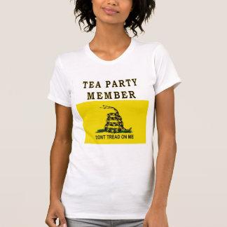 TEA PARTY MEMBER TANKTOPS