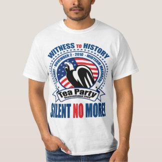 Tea Party - Midterm Massacre T Shirt