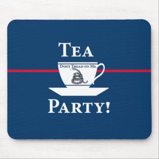 Tea Party! Mouse Pad
