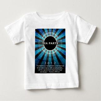 Tea Party Movement Baby T-Shirt
