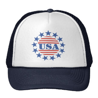 TEA PARTY MOVEMENT TRUCKER HAT