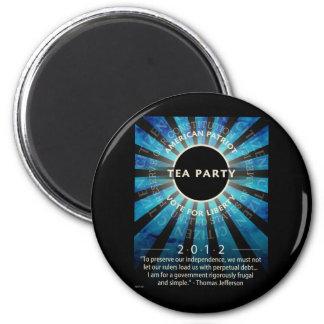 Tea Party Movement Magnet