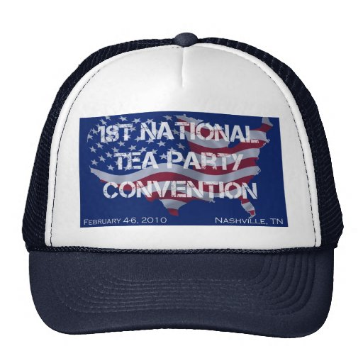 Tea Party National Convention Political Hat