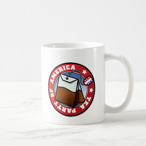 Tea Party of America Mug