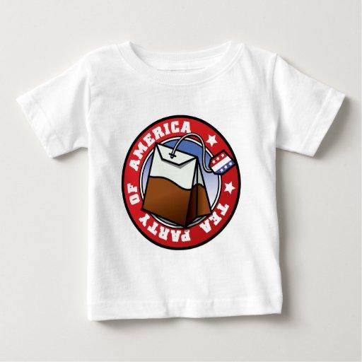Tea Party of America Tee Shirt