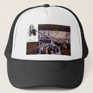 Tea Party Patrick Henry Trucker Hat