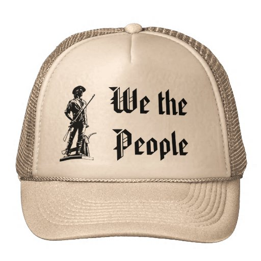 Tea Party Patriot Hats