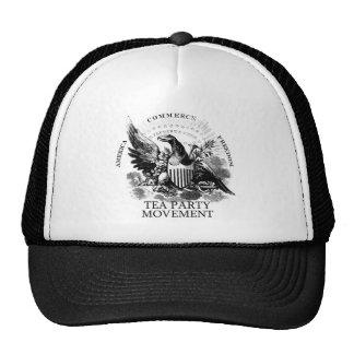 TEA PARTY PATRIOT TRUCKER HAT