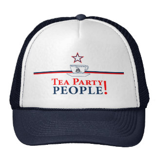 Tea Party People! Trucker Hat