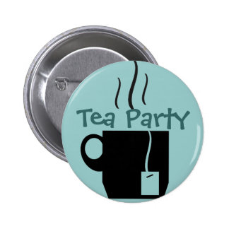 Tea Party Pin