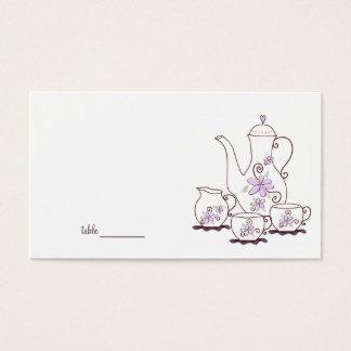 Tea Party Place Cards