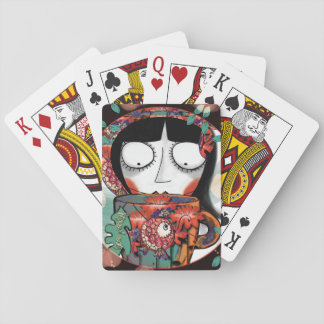 Tea Party Playing Cards