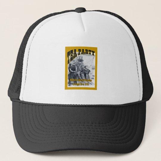 Tea Party Plea to Defend Trucker Hat