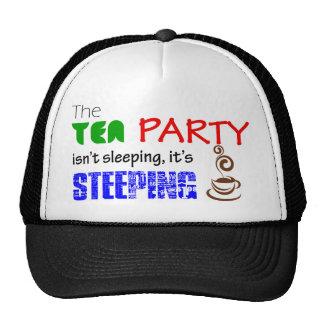 Tea Party.png Trucker Hat