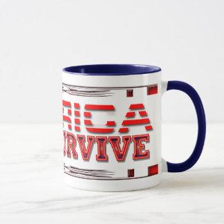 Tea Party Power Mug