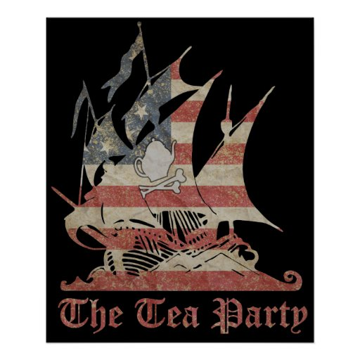 Tea Party Print