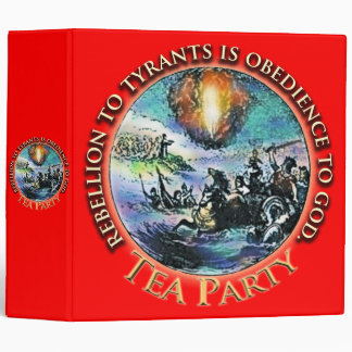 Tea Party Rebellion to Tyrants Binder