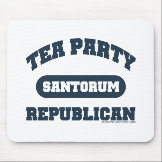 Tea Party Republican Mouse Pad