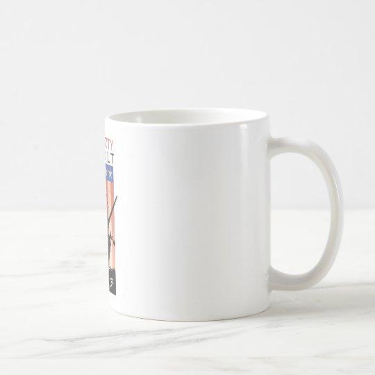 Tea Party Revolt 2009 Coffee Mug