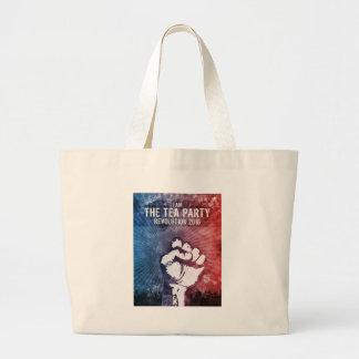 Tea Party Revolution 2016 Canvas Bag