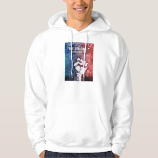 Tea Party Revolution 2016 Hoodie