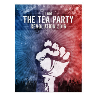 Tea Party Revolution 2016 Post Cards