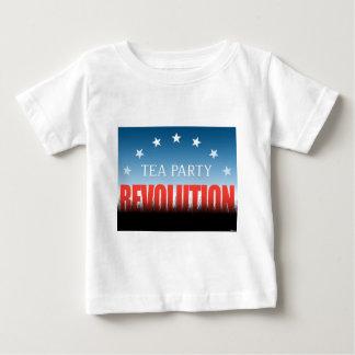 Tea Party Revolution Baby T-Shirt