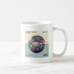 Tea Party Revolution Coffee Mug